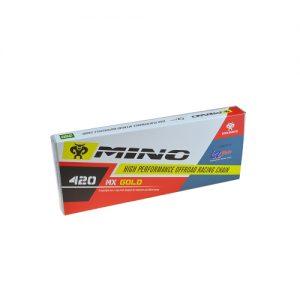 Kedja CZ/Mino 420 MX Guld