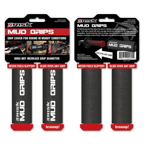 Mud Grips Risk Racing